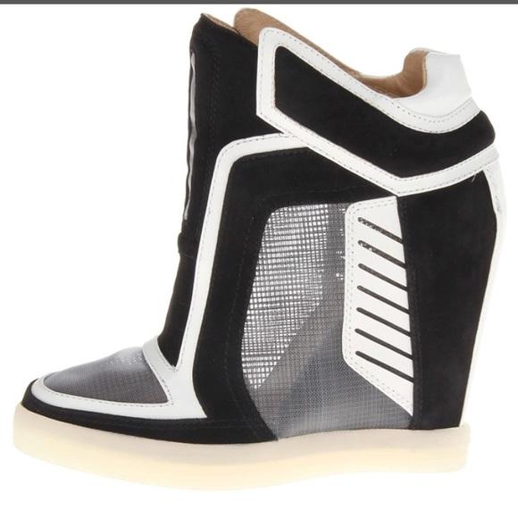 41eced8e2161 L.A.M.B. Shoes - LAMB Freeda Sneaker wedges